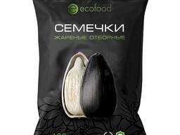 """Семечки жареные """"Ecofood"""" от производителя"""