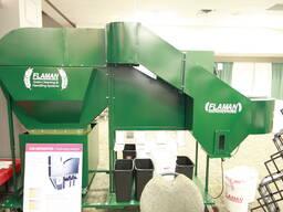 Сепаратор для очистки и калибровки зерна ИСМ-5 ЦОК