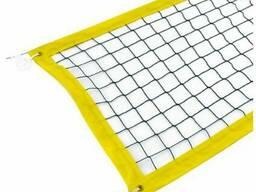 Сетка для пляжного волейбола д.3мм, 1,00*8,5 м, РФ (склад сетки)