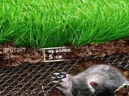 Сетка от кротов 2*100м, ячейка 13*15мм