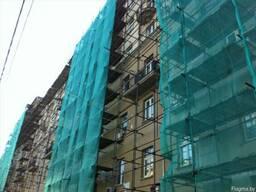 Сетка строительная фасадная