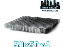Сетка сварная кладочная 50х50х5 Вр-1