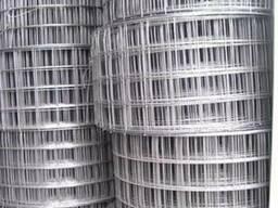 Сетка сварная в рулонах 50х60х1,5 размером 0,25х25 метров