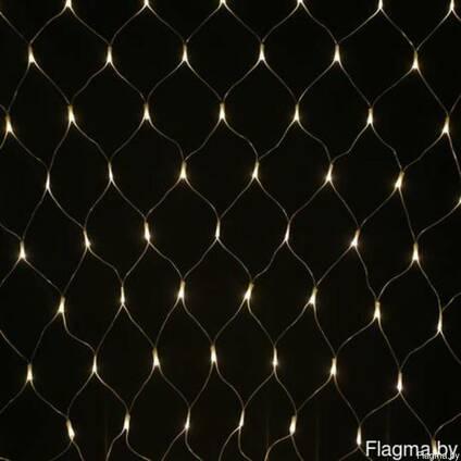 Сетка светодиодная на окно 2х1,5м