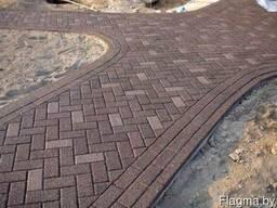 Сетка тротуарная 2х25м