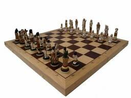 Шахматы ручной работы арт. 157 Египет