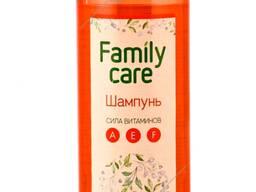 Шампунь и гель для душа Family Care