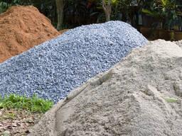 Щебень, песок, грунт, навоз, чернозем, подсыпка участка
