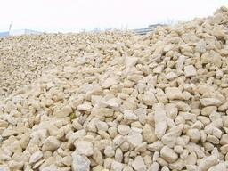 Щебень доломитовый, МАЗ 20 тонн