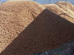 Щебень гравийный, песок, ПГС