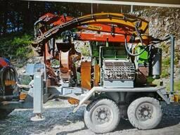 Щепорубильная машина Heizohack 10-500