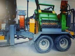 Щепорубильная машина щепорез Heizohack 14-800 KTL