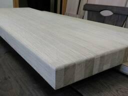 Щит мебельный дубовый 20*600*2000