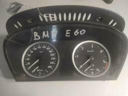 Щиток приборов (приборная панель) BMW 5 E60/E61 520d