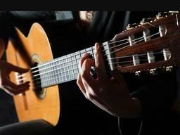 Шестиструнная гитара (уроки и консультации)