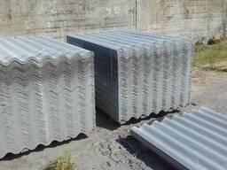 Шифер 8 волновой в Мозыре