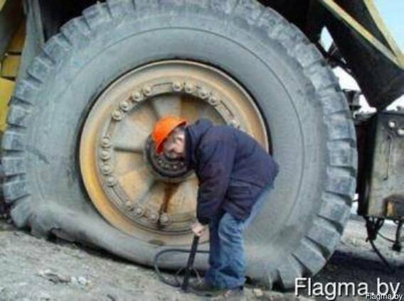 Шиномонтаж грузовой, сельхозтехники и легковой