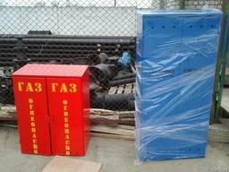 Шкаф для газового баллона, ящик для газа, шкаф под газ - photo 4