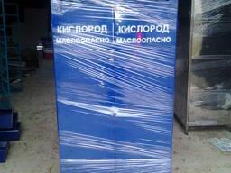 Шкаф для газового баллона, ящик для газа, шкаф под газ - photo 2