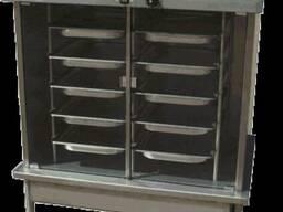 Шкаф расстоечный тепловой, электрический