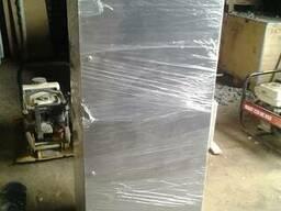 Шкаф с монтажной панелью ЩМП из нержавеющей стали