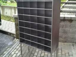 Шкафы,подставки из нержавеющей стали для хранения обуви