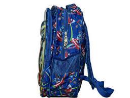 Школьный рюкзак для мальчика 1719 принт 3