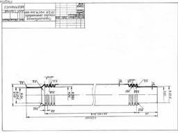 Шланг (Семяпровод) (сеялка СЗ-3.6) Н127.14.000-03