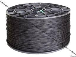 Шнур вязано-плетеный п/п 4мм. 20/100/1000м.