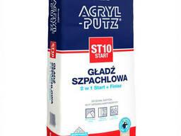 Шпатлевка Акрил Путц Старт-Финиш 20 кг Польша - фото 1