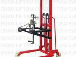 Штабелер бочкокантователь COT 0. 35 г/п 350 кг, в/п 1400 мм