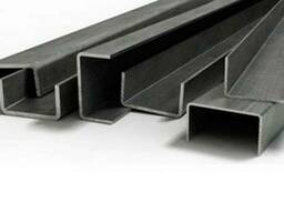 Швеллер стальной гнутый ГОСТ 8278-83 ст3сп 200х50х3