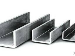Швеллер стальной (Любые размеры)