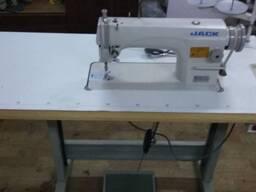 Швейная машина jack промышленная универсальная