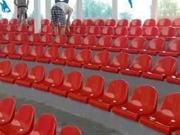 Сидение для стадиона манежное Лужники