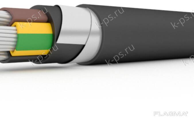 Силовой кабель АВБбШв 4*120 190 метров на бабине