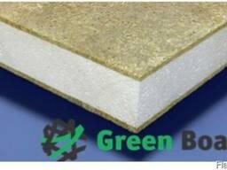 СИП панель с Green Board 12мм, 2800х600х124/174/224