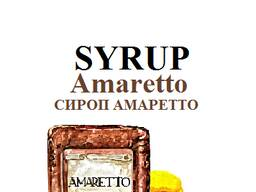 Сироп Амаретто Jolly Jocker Amaretto