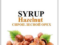 Сироп Jolly Jocker Лесной Орех Hazelnut