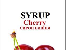 Сироп Вишня Jolly Jocker Cherry