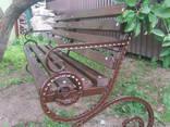 Скамейка садовая «Джек» 2 метра - фото 2