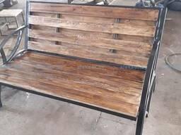 Скамейка-трансформер (2 скамьи стол) 1, 5 м