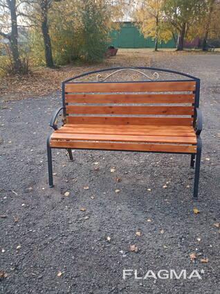 Скамейки садово-парковые