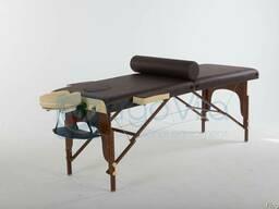 Складной массажный стол ErgoVita Master 65 см (2секц,бук)