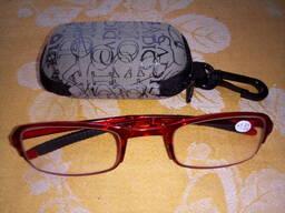 Складные очки для чтения