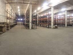 Складские помещения от 15 кв. м. до 2000 кв. м.