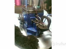 Скорняжная машина настольная для меха кожи овчины