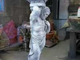 Скульптура атлант - фото 2
