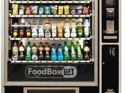 Снековый автомат Unicum Food Box Lift Long (72 ячейки)