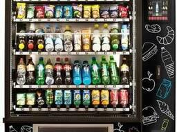 Снековый автомат Unicum Food Box Long Touch